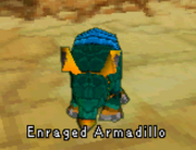 Enraged Armadillo