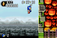 Hop Jump Sonic Advance 2