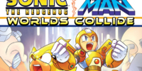 Sonic the Hedgehog/Mega Man: Worlds Collide Volume 3: Chaos Clash