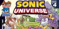Archie Sonic Universe Issue 94