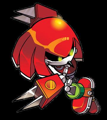 Metal Knuckles (Archie) | Sonic News Network | Fandom ...