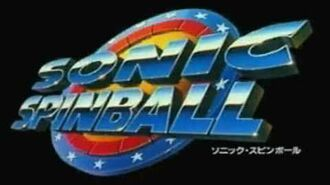 Japanese Sonic Spinball Commercial Perfect Rip from Sonic Jam