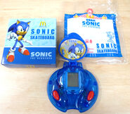 Sonic McDonalds Game 2004