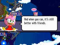 Sonic Rush Amy