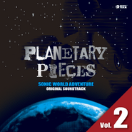 Planetary Pieces (JP) Volume 2