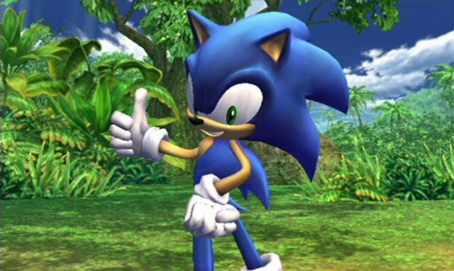 File:Super Smash Bros. Brawl - Sonic Joins the Brawl - Screenshot 1.png
