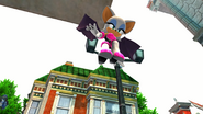 Sonic Generations Rouge 2