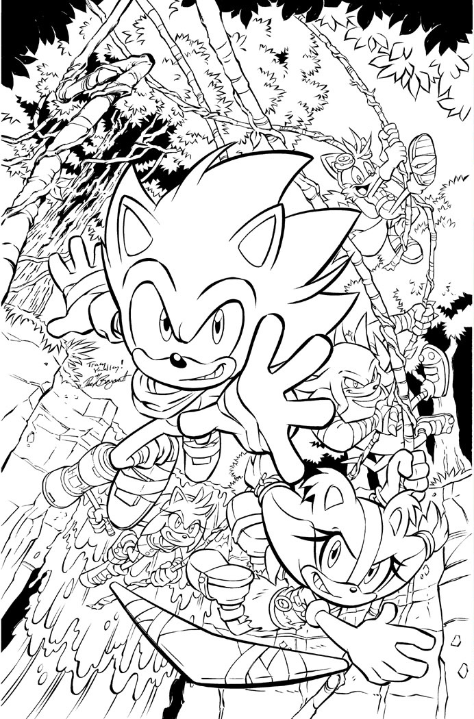 Image - Sonicboom 04 cover no color.jpg | Sonic News ...