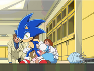 Ep43 Sonic saves the day