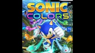 Reach For The Stars by Cash Cash (Theme of Sonic Colors)