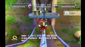 Shadow the Hedgehog Stage 3-2 Prison Island (Normal Mission no com)
