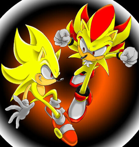 File:Super shadow v.s. super sonic.jpg