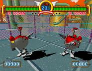 Eggman's Robots as playable