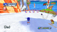 Seaside Hill (Mario & Sonic 2010) Screenshot 1