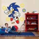 Sonic Giant Wall Decals