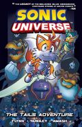 Sonic Universe V5 Cover