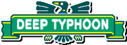 Deep Typhoon Logo