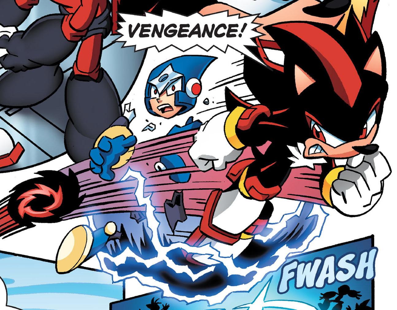 Shadow Beats Sonic Shadow Beats Shadow Man