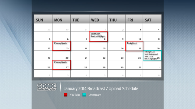 File:Sonic News Channel January 2014 Broadcast and Upload Schedule.png