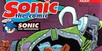 Sonic the Comic Issue 49