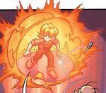 Fire Shield Archie