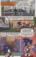 Sonic X issue 18 page 4