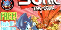 Sonic the Comic Issue 167