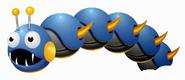 Sonic3&K Badnik Sandworm