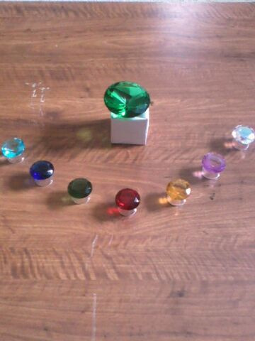 File:The Seven Chaos Emeralds and the Master Emerald.jpg