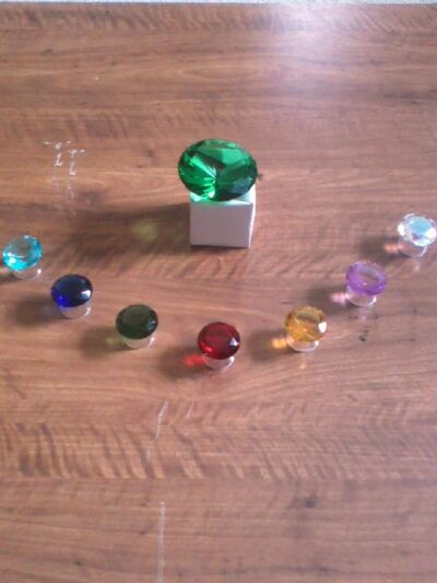 The Seven Chaos Emeralds and the Master Emerald