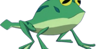 Froggy (Sonic X)