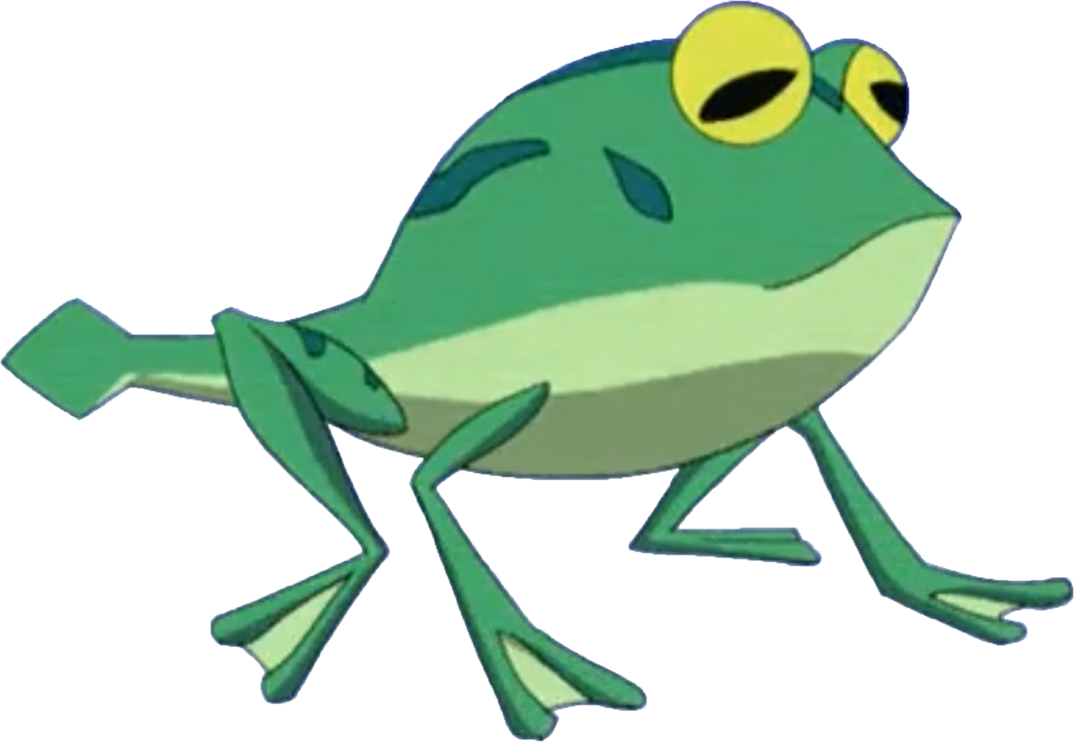 New and Improved Big and Froggy by Jimma1300 on DeviantArt