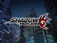 Shadow the Hedgehog logo (Opening)