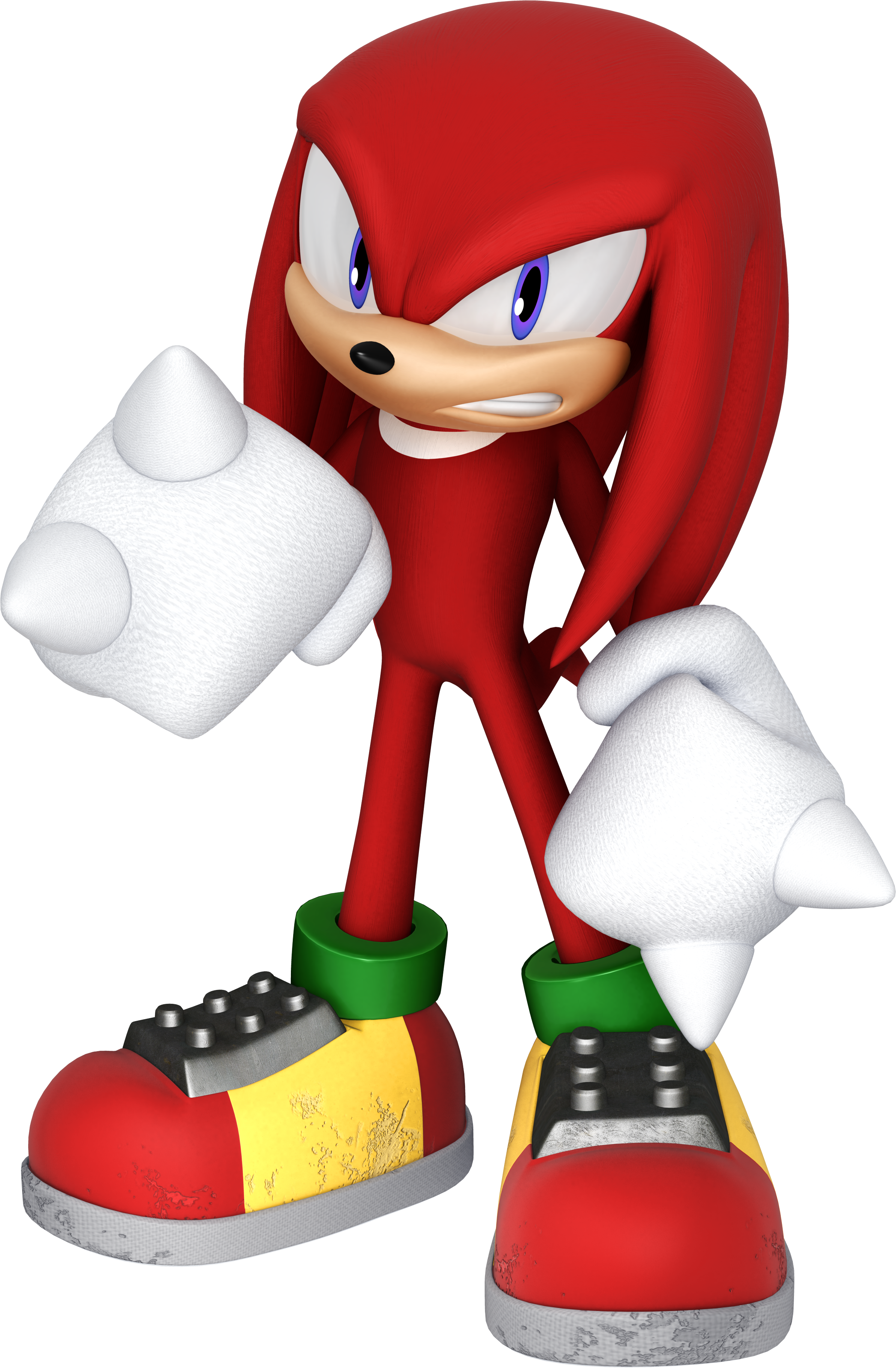 Obd Wiki Character Profile Knuckles The Echidna