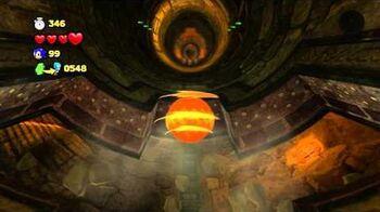 Sonic Lost World (Wii U) The Legend of Zelda Zone Playthrough (DLC)-0