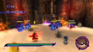Arid Sands - Night - Altar of Oblivion - Screenshot 5