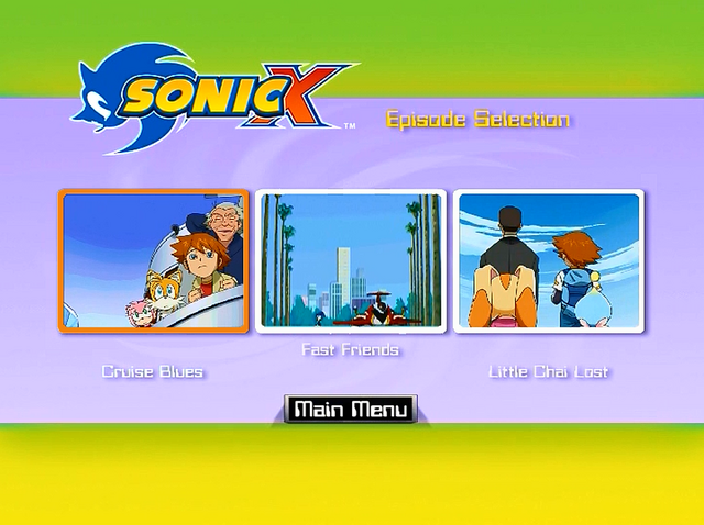 File:Sonic X Volume 7 AUS episode select.png