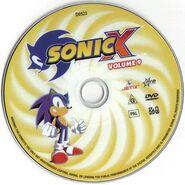 Sonic X Volume 9 AUS DVD