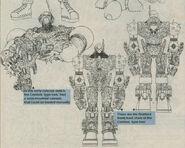 Combot Concept Art
