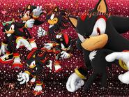 Shadow The Hedgehog Wallpaper FlopiSega