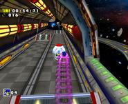 Sonic in Twinkle Park 7