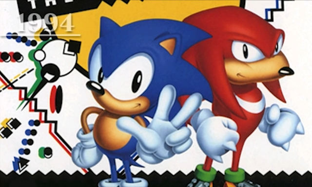 File:Sonic Generations 3DS artwork 12.png