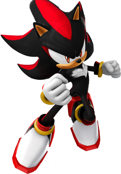 Sonic 06 Shadow for MMD by Sticklover4 on DeviantArt