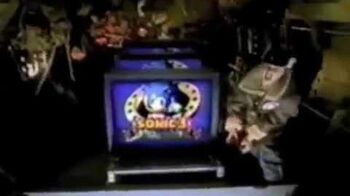Sonic 3 commercial 1994
