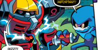 Chaos Drive (Archie)