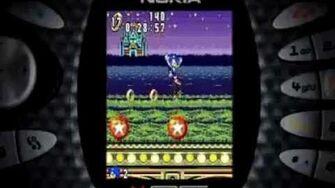 Sonic N N-Gage TV Commercial - N-Gage (2003)