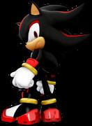 Sonic Runners Shadow