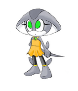 Pearly the manta ray early concept by kureejiilea-d7o7y72