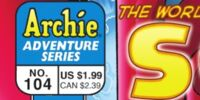 Archie Sonic the Hedgehog Issue 104