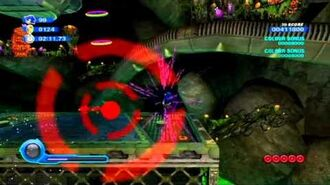 Sonic Colors (Wii) Asteroid Coaster Act 6 S-Rank